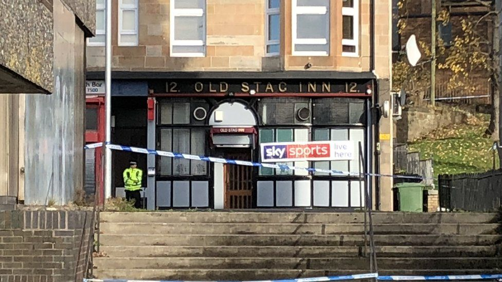 The Old Stag Inn, Shawlands