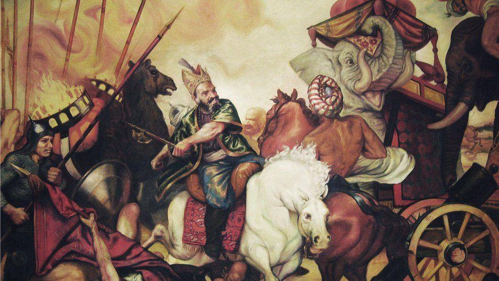 نادر شاہ کا دلی پر حملہ