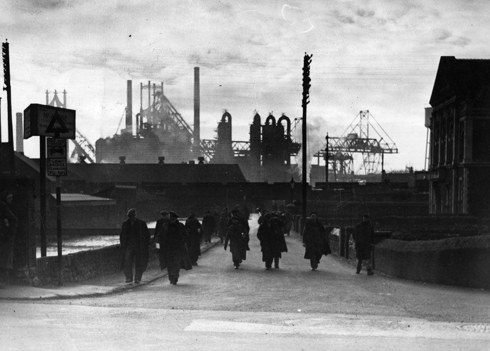 Port Talbot, 1949