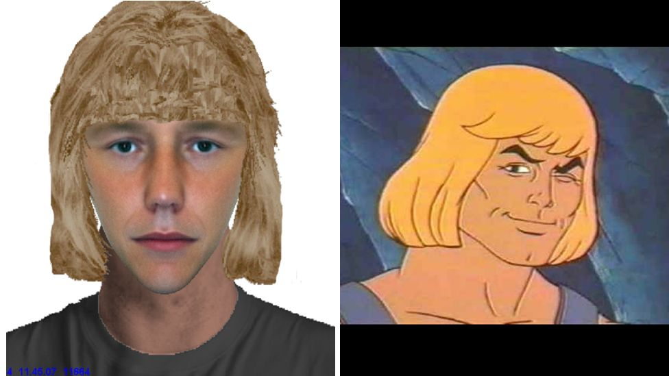 E-fit/He-Man - Masters of the Universe