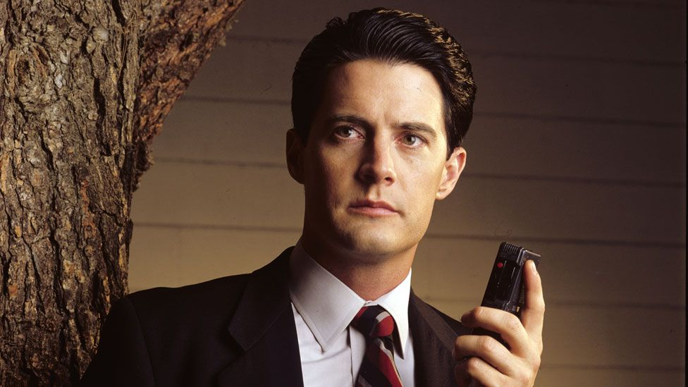 Kyle MacLachlan as Dale Cooper