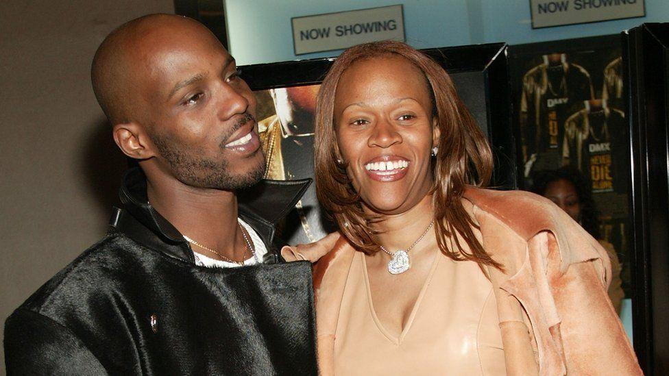 DMX was married to Tashera Simmons