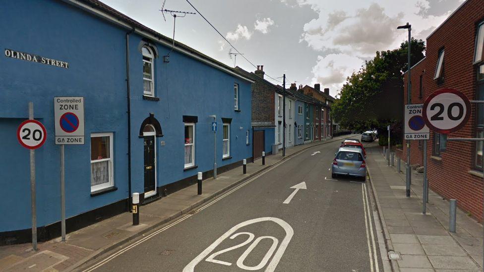 Olinda Street, Portsmouth