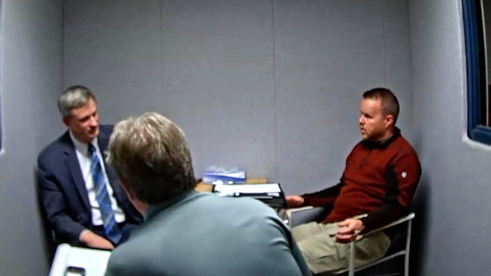 Jason Ravnsborg was interviewed twice by investigators
