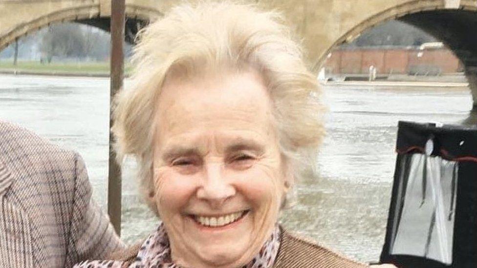Margaret Tapley