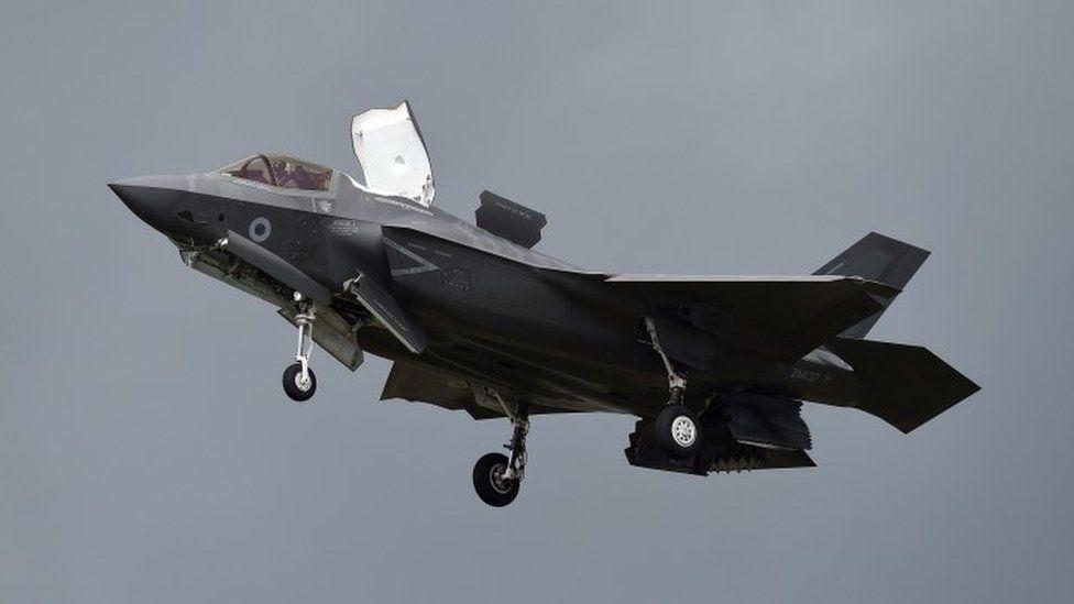 UK F-35