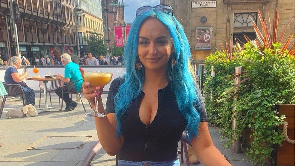 Danielle Hughes at Chaophraya in Glasgow