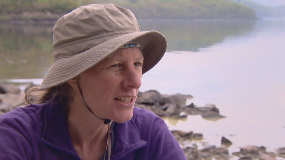Dr Lucy Gilbert is a tick expert but a doctor refused to believe her about the Lyme disease