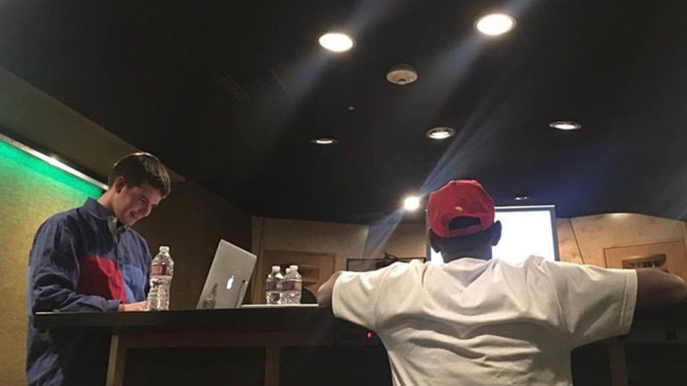 Rex Orange Country and Tyler, The Creator
