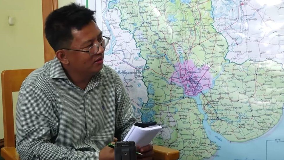 BBC journalist Aung Thura