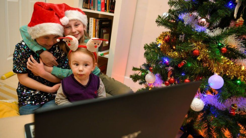 Use video conferencing wisely and Christmas can still be fun