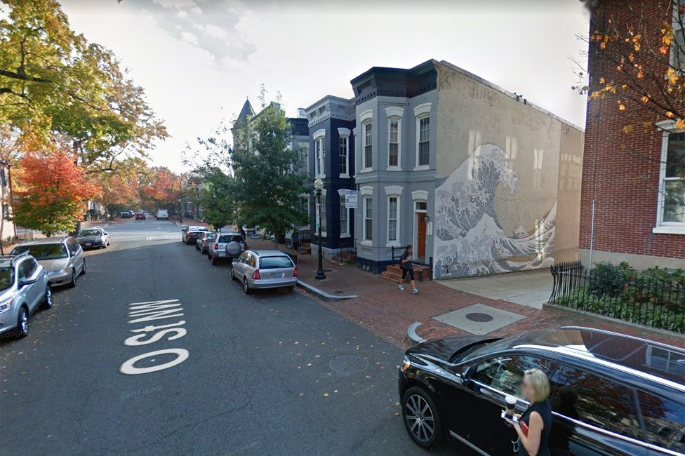 Georgetown wave house