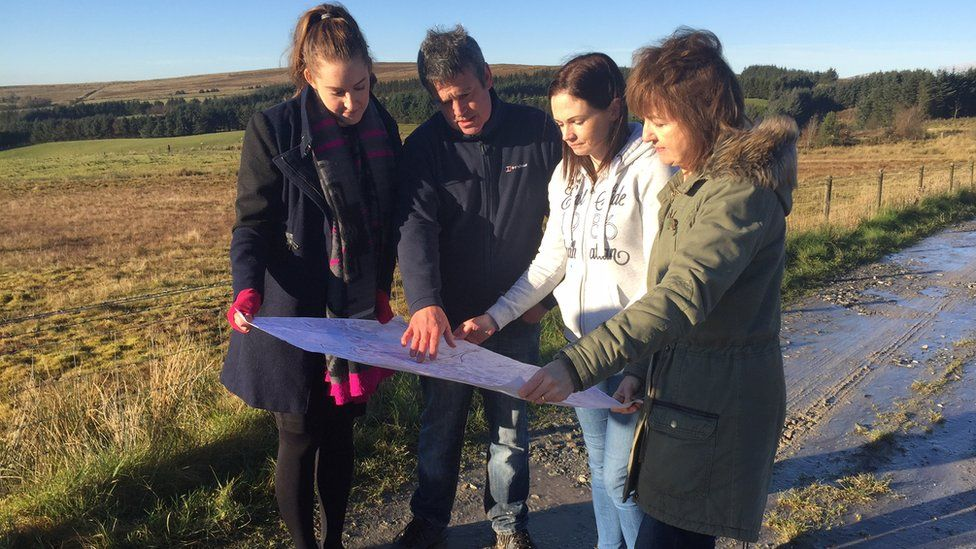 A number of groups have been set up to oppose the plan