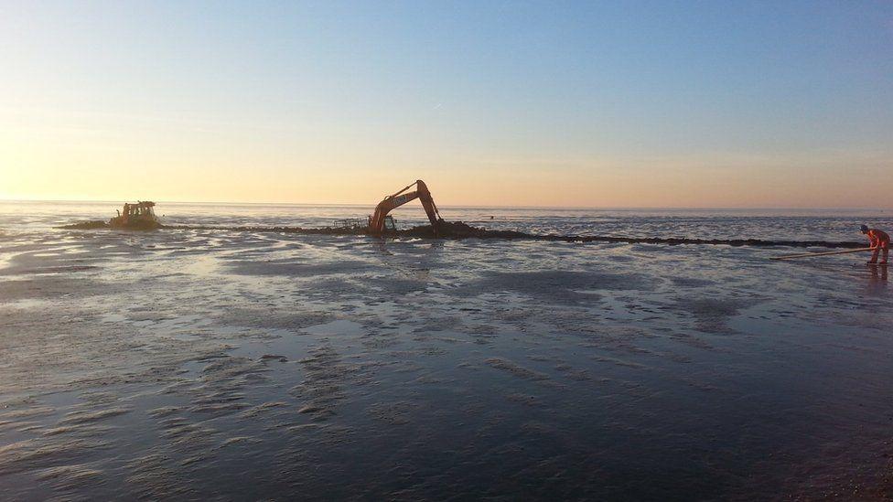 Beach rescue
