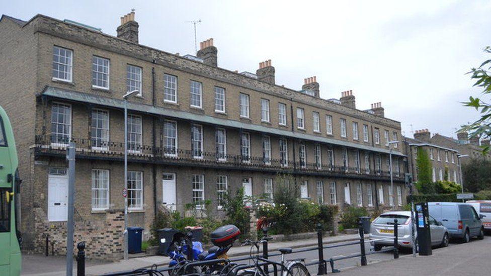 Park Terrace, Cambridge
