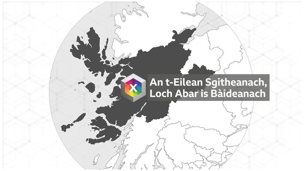 An t-Eilean Sgitheanach, Loch Abar is Bàideanach