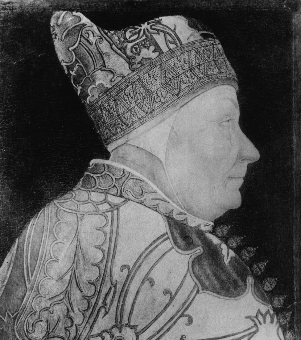 Francesco Foscari (1373 - 1457) who was Doge of Venice between 1423 and 1457