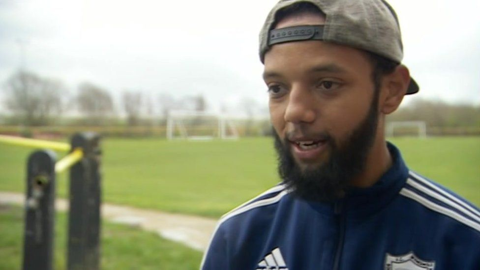 Racially abused Leicestershire footballer banned for six matches