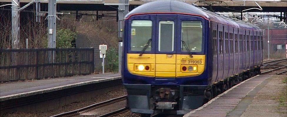 Northern train