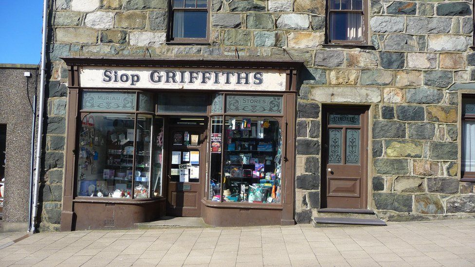 Siop Griffiths, Penygroes