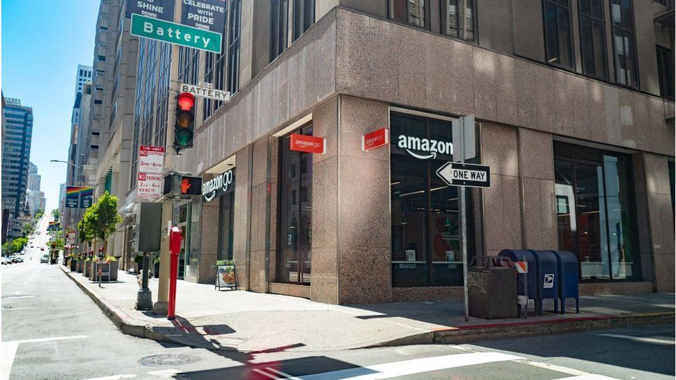Lojas de departamento da amazon serão abertas nos eua, segundo rumores