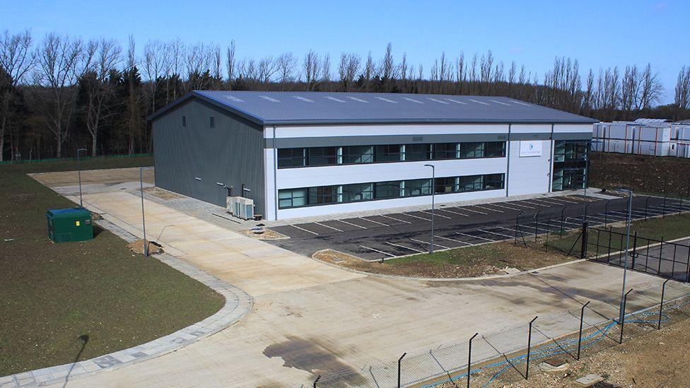 Westcott test centre
