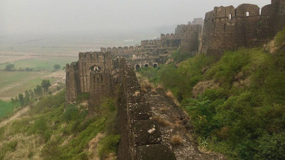 قلعہ روہتاس