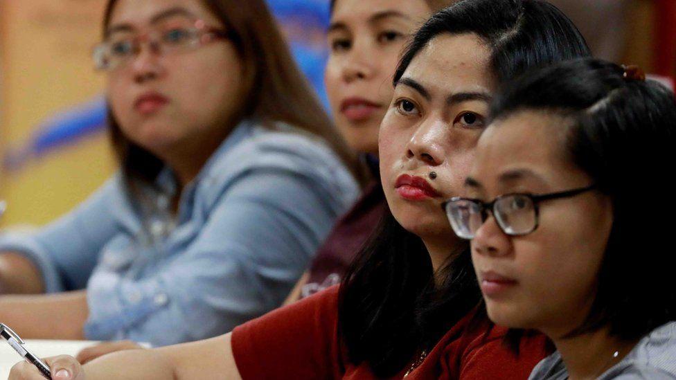 Philippine nurses