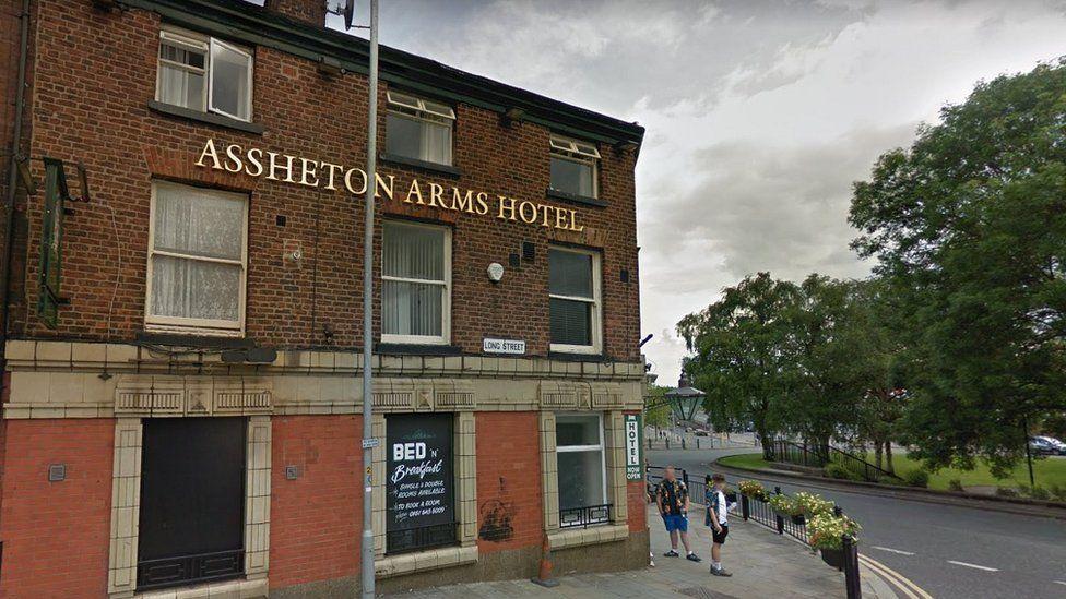 The Assheton Arms