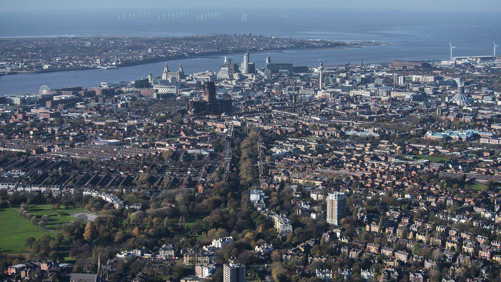 Liverpool and Birkenhead