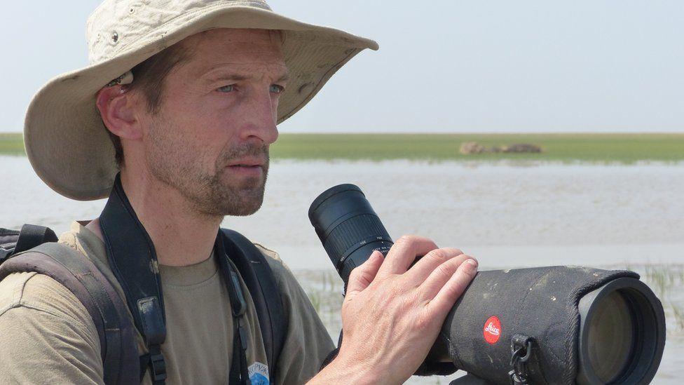 Dr Geoff Hilton, WWT