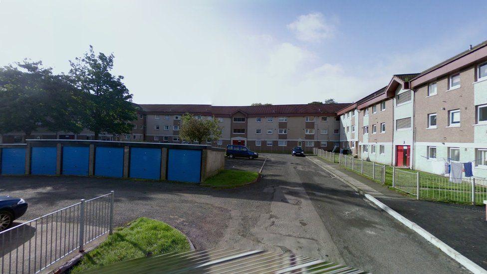 Glen Court, Motherwell