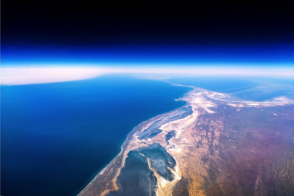The world from the air