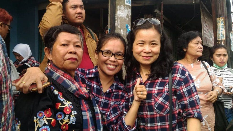 Ahok supporters