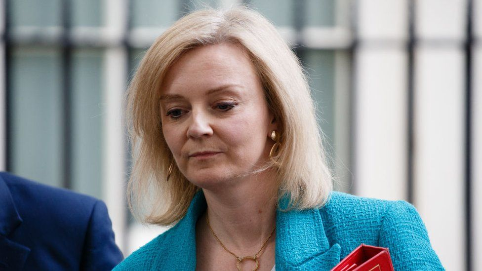 Equalities Minister Liz Truss