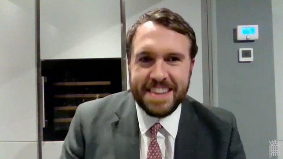 MP Jonathan Gullis