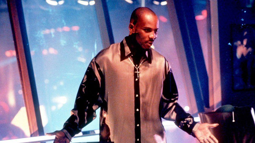 DMX in the film Romeo Must Die