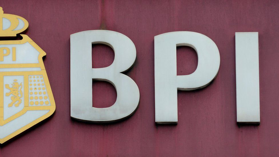 The Bank of the Philippines Islands (BPI) logo