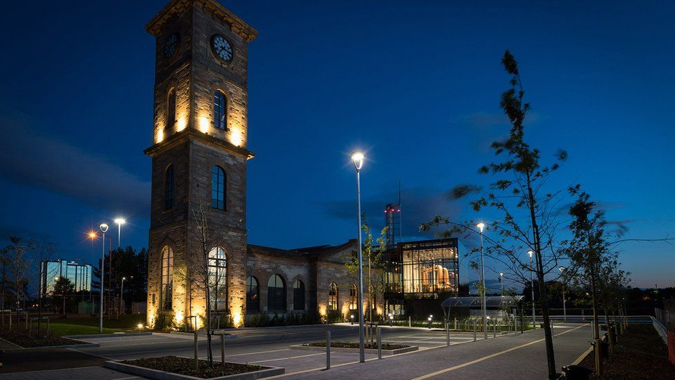 Clydeside Distillery, Glasgow (£4.27m) - Hypostyle Architects for Morrison Glasgow Distillers Ltd