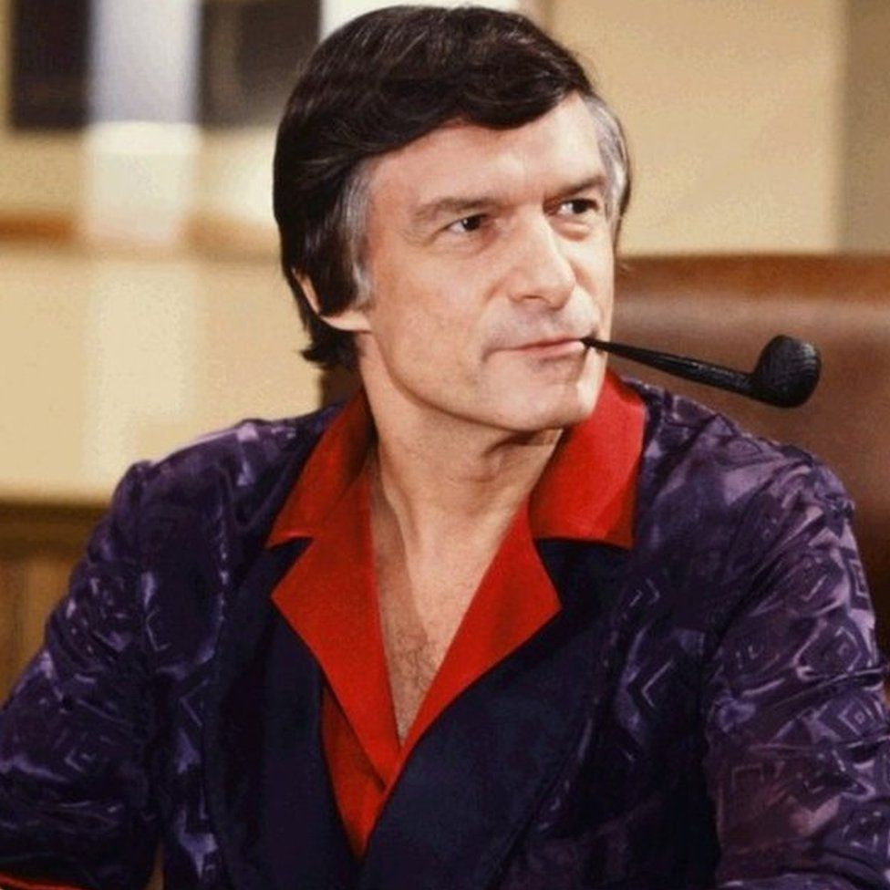 Obituary Hugh Hefner Bbc News
