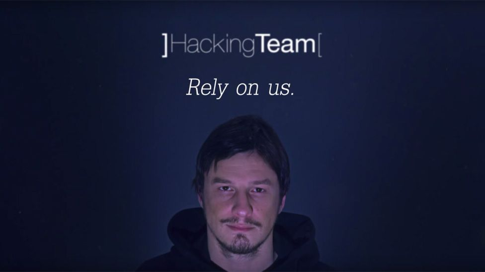 Hacking Team ad, 2013