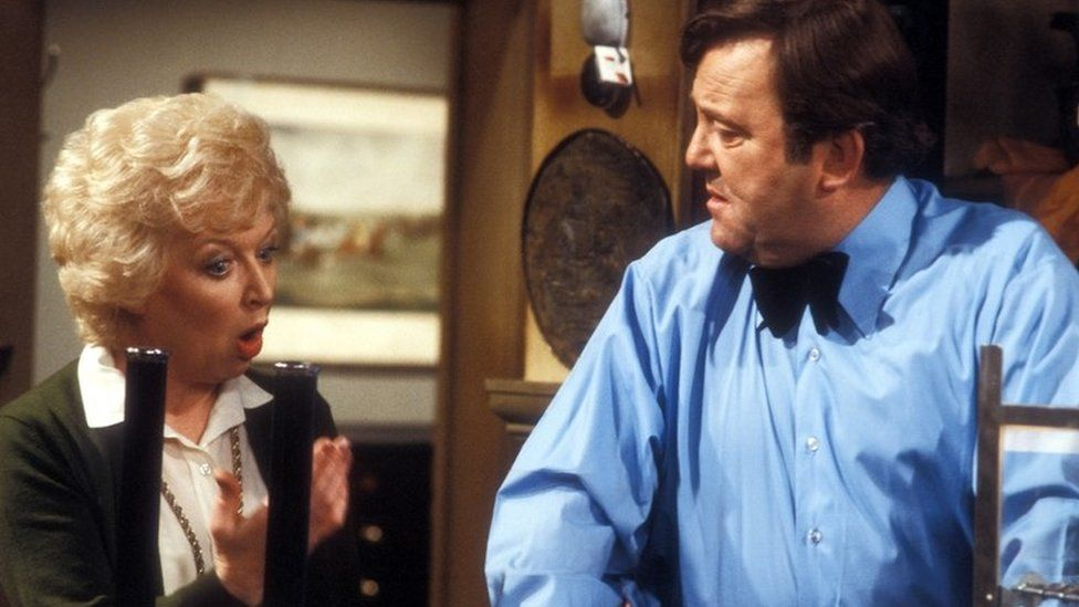 June Whitfield & Terry Scott in Terry & June