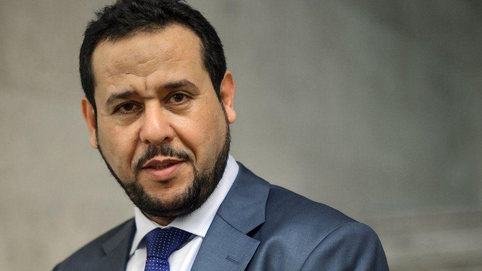 Abdul-Hakim Belhaj in 2015