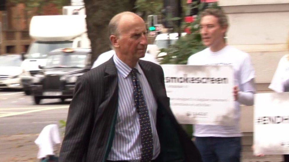 Mark Hankinson: Top huntsman guilty of encouraging illegal fox hunting thumbnail