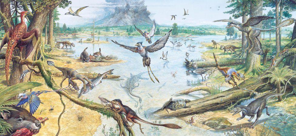 Jehol Dinosaurs