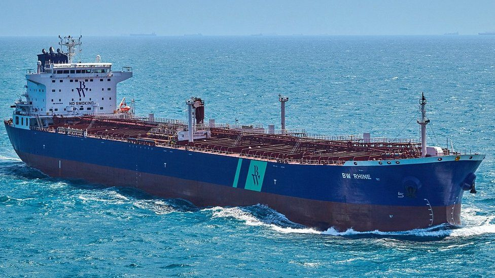 Bomb-Laden Boat Attacks Oil Tanker in Saudi Arabia Port