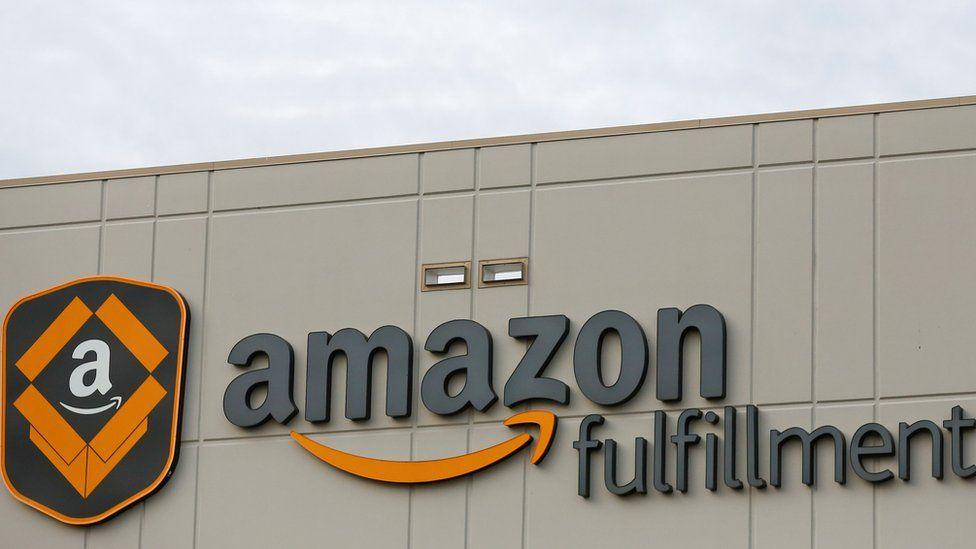 Amazon centre in Kent