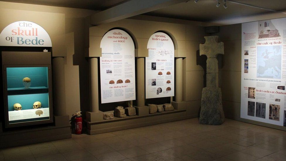 Bede's World exhibition
