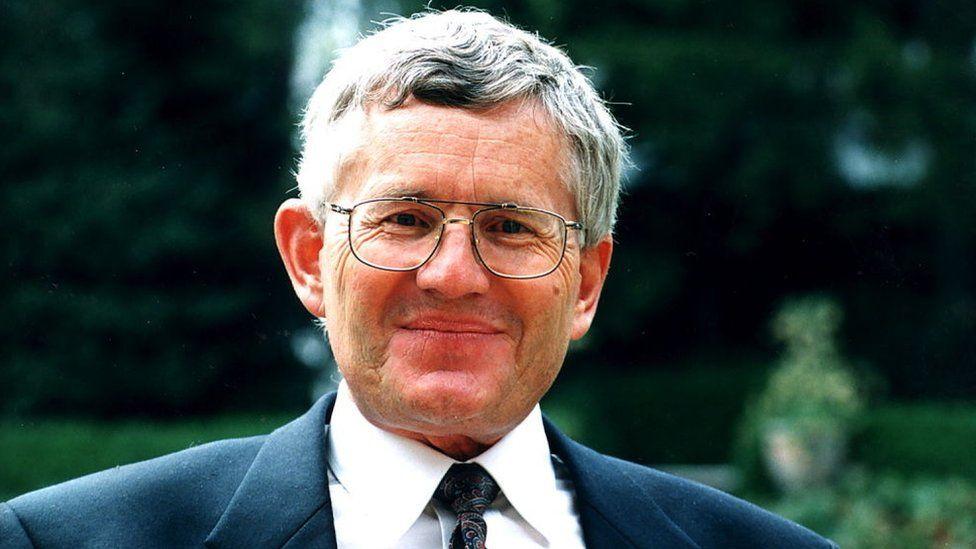Kaspar Villiger in 1995