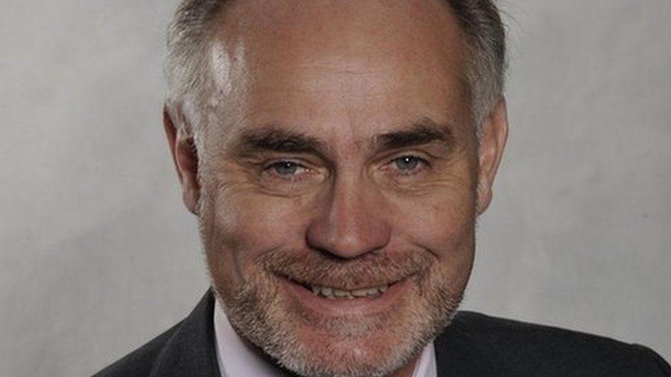 Crispin Blunt MP
